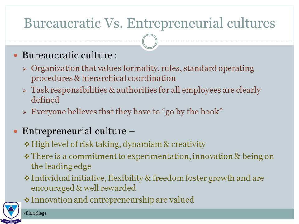 bureaucratic vs organic Organic vs mechanistic: what's the difference in her initial research leading up to interop, dr smith had been inspired by the work of tom burns and gm stalker ( the management of innovation ) contrasting organic and mechanistic characteristics of a corporate culture.