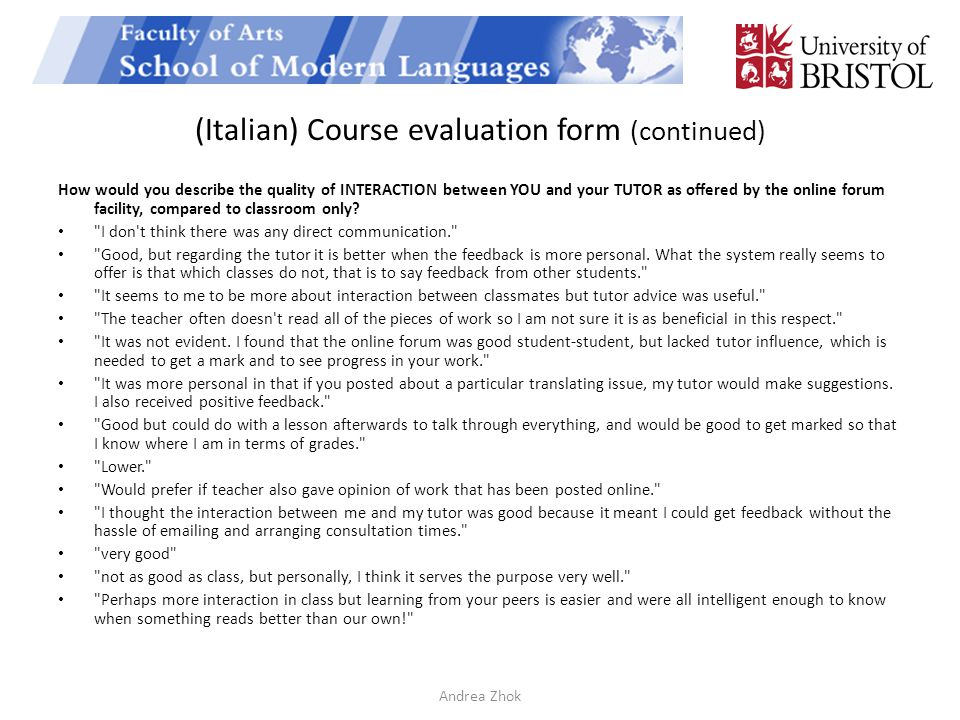 Delighted Class Evaluation Form Template Pictures Inspiration
