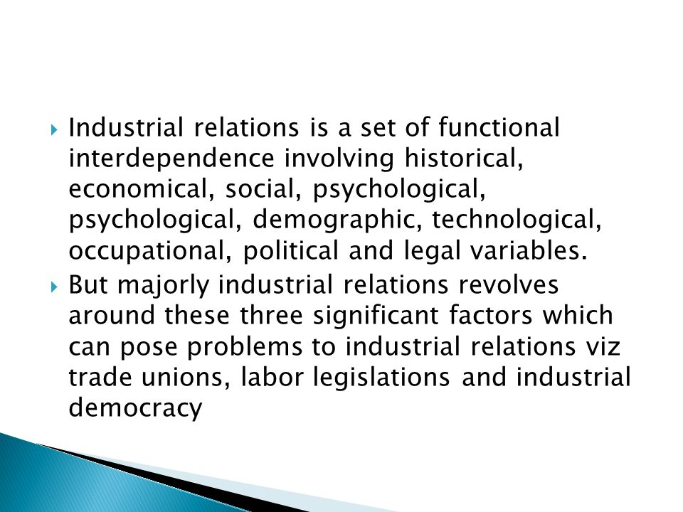 Industrial Relations in Canada, 4th Edition