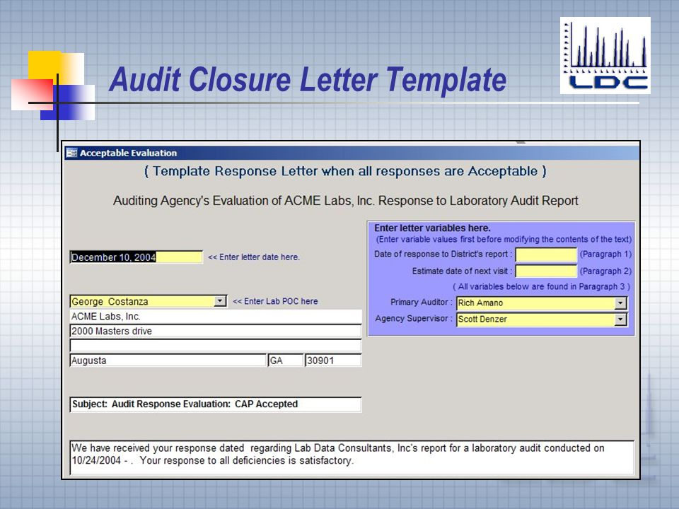 audit closure What is project audit in gms steps of project audit screen shots of a project   the triggering of the audit until the finalization of the audit and project closure a.