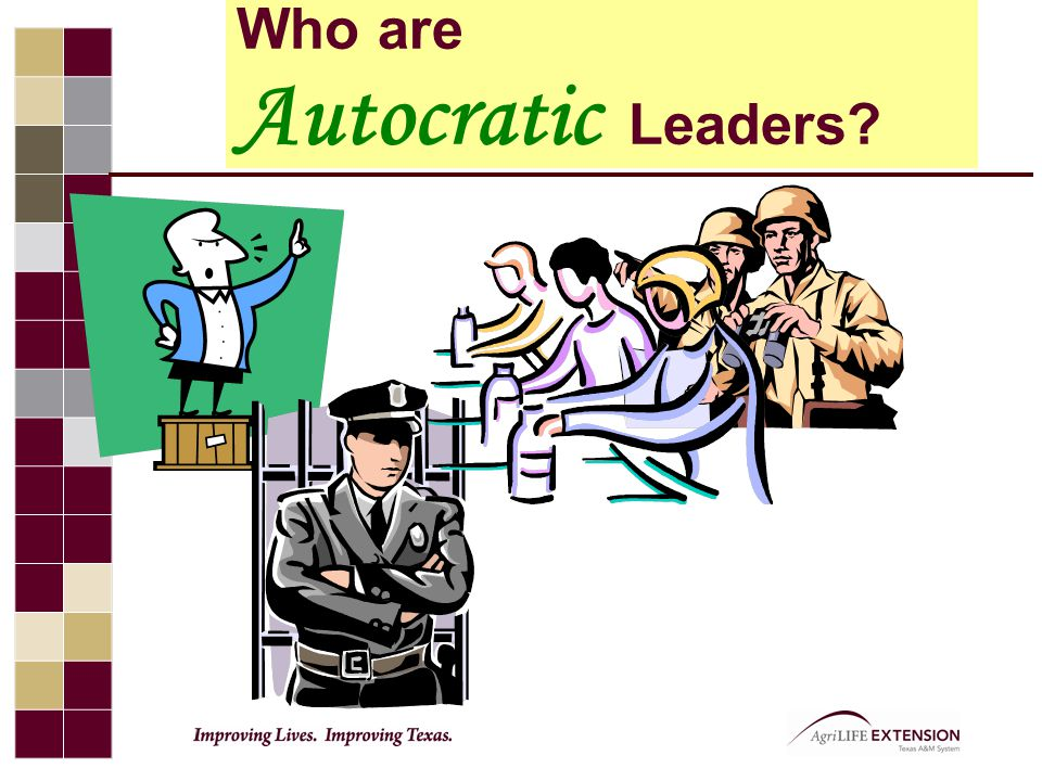 prison styles autocratic and bureaucratic Any ideas how bureaucratic leadership is used in  what leadership styles are used in  should child molesters be allowed protective custody in prison.