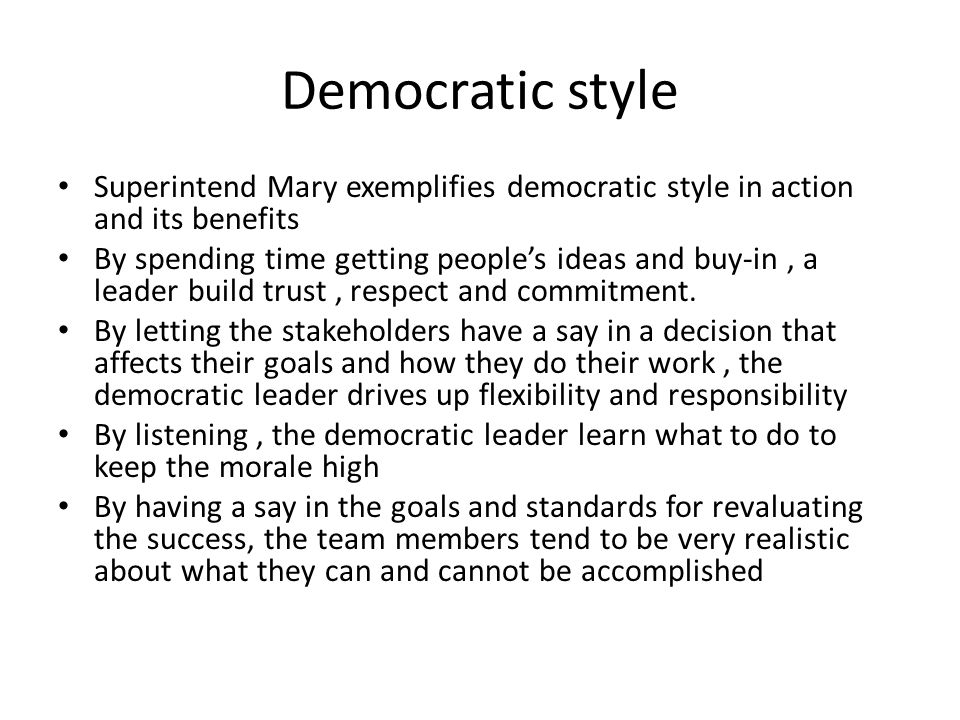 Leadership styles. - ppt download