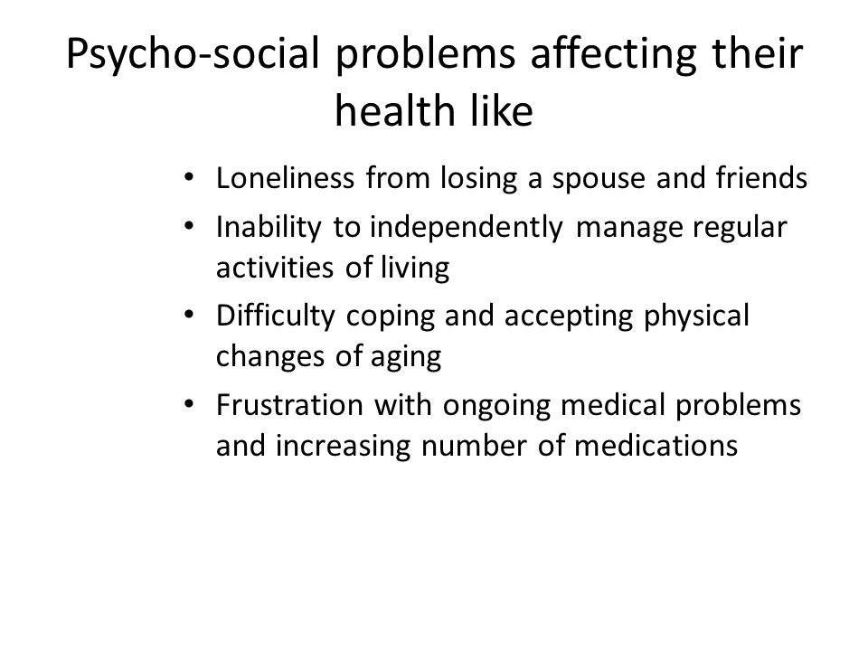 psycho social issues and coping strategies for Resident coping mechanisms for psychosocial and organizational stress   physician psychosocial stressors and suicide are not new issues, and are not.