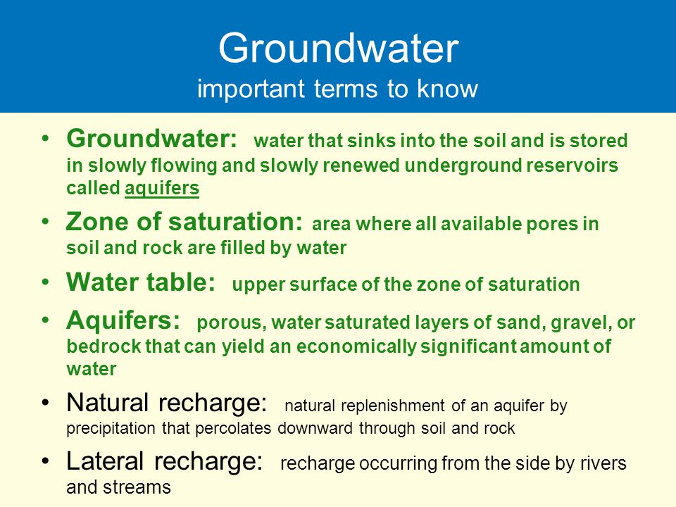 Environmental science ppt download for What is important to know about soil layers