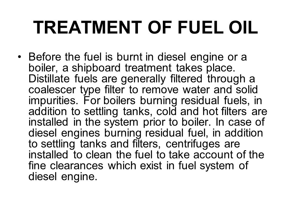 how to tell if diesel fuel has water in it