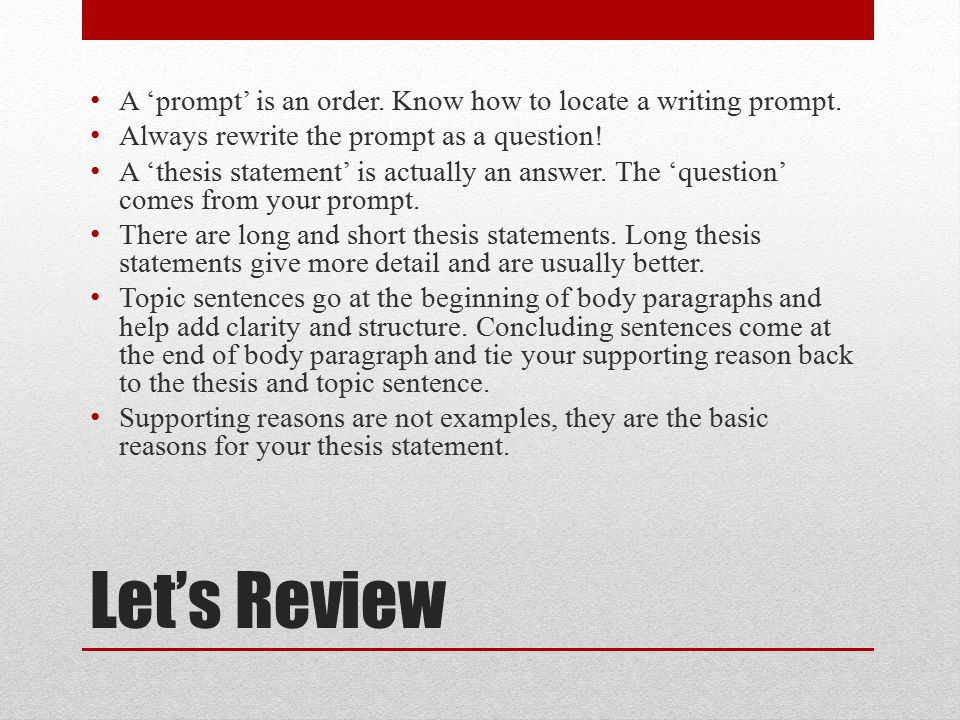 open ended thesis statements Open-ended questions give respondents the chance to answer in their own words, adding depth and context to your results find out how to use them effectively.
