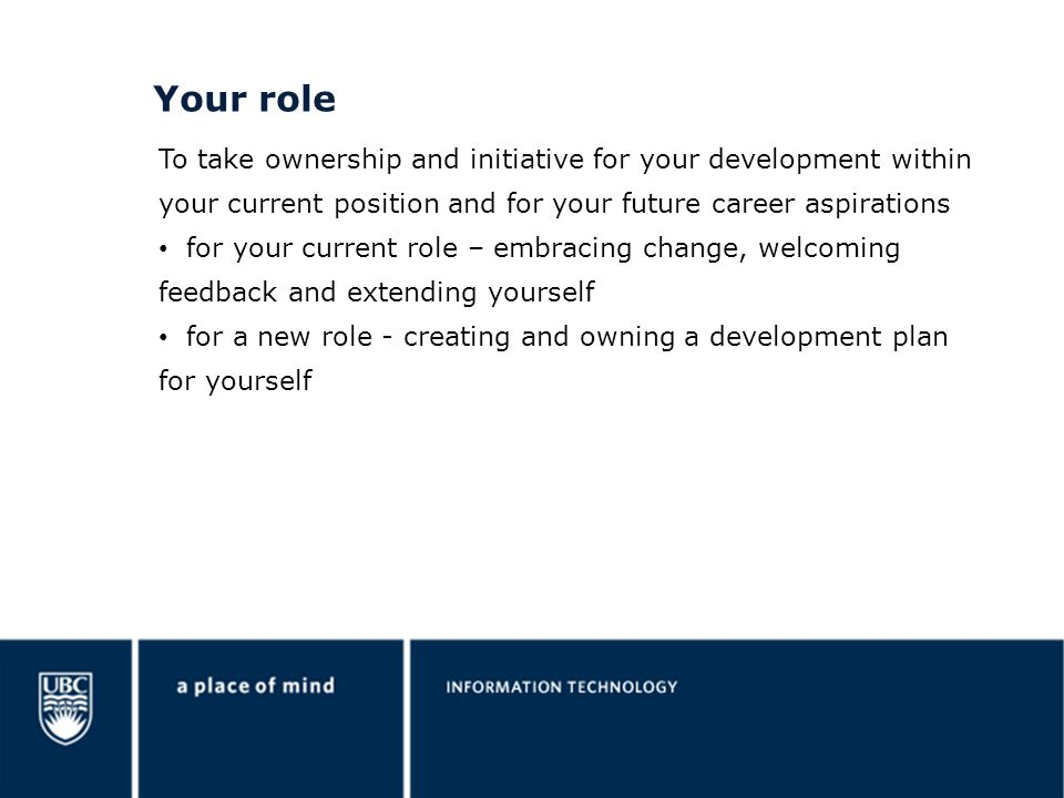 career aspiration for an leadership role 5 steps to personal growth and career  pick 5 people that have some level of influence or leadership  about midway through my career i took on the role.