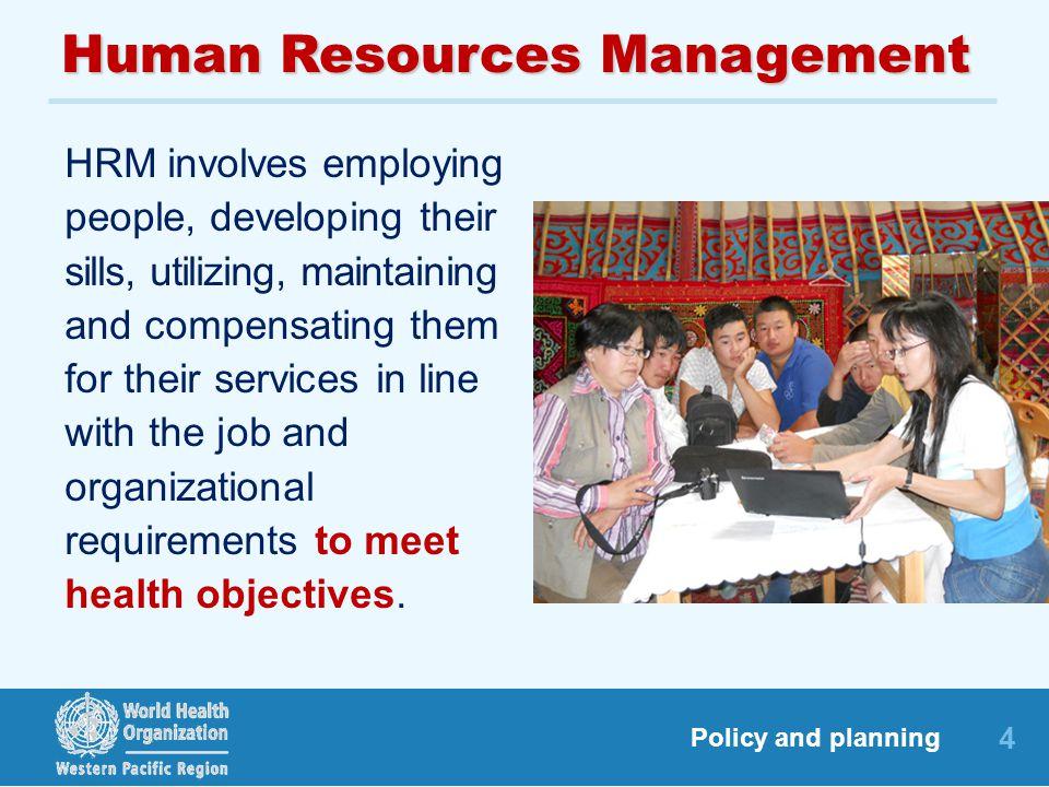Human Resources Management - ppt download