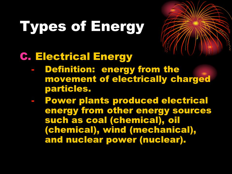 Energy and Transformation of Energy - ppt video online ...