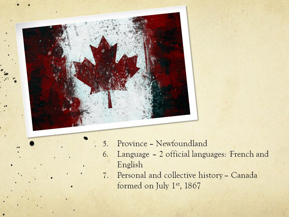 An introduction to the history of canada