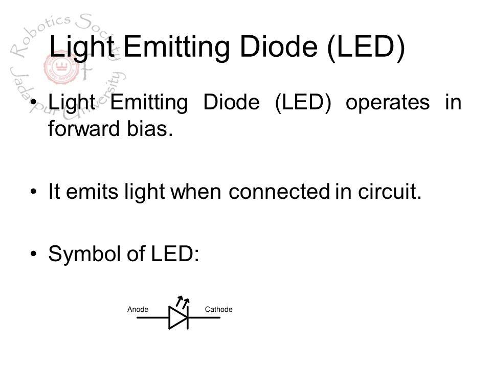 Perfect Symbol For Led Inspiration - Electrical Chart Ideas ...