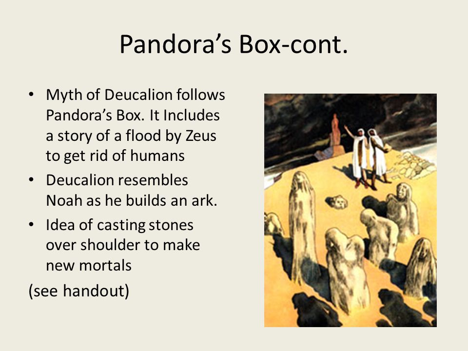 mythology what is a myth myth comes from greek word mythos a  19 pandora s