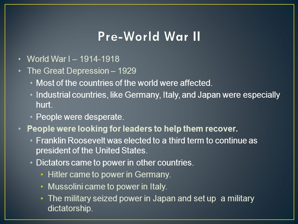 an analysis of the world war ii looking bleak for the allied powers During world war ii, allied bombers killed hundreds of thousands of civilians in dresden and tokyo not by accident, but as a matter of tactics germany, of course, murdered civilians by the millions.
