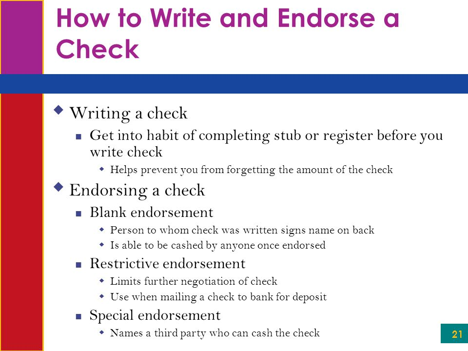 writing a check for cash Here's how to write a check accurately and safely - the first time and every  you  must fill in the cash amount on the check in two places, and in.