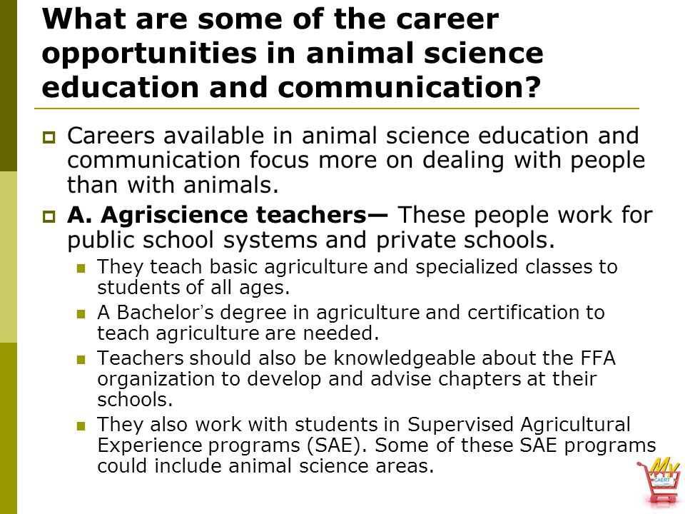 how to get a career in science communication
