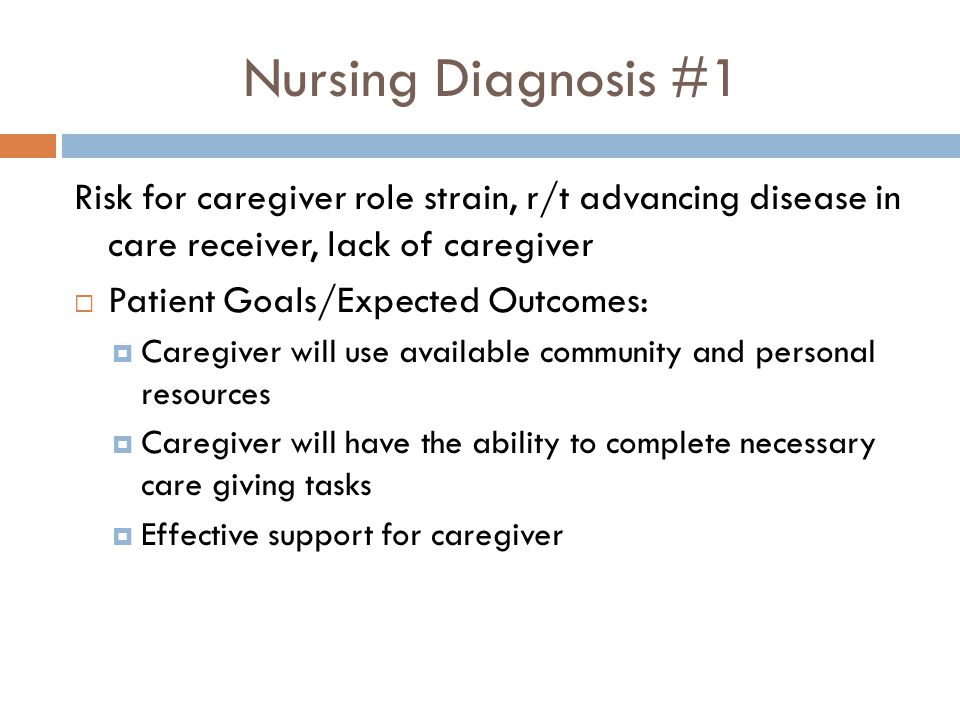 caregiver role strain There can't possibly be a nurse in the world who hasn't at some point laughed, cried, or complained about the concept of the nursing diagnosis it is one of the.
