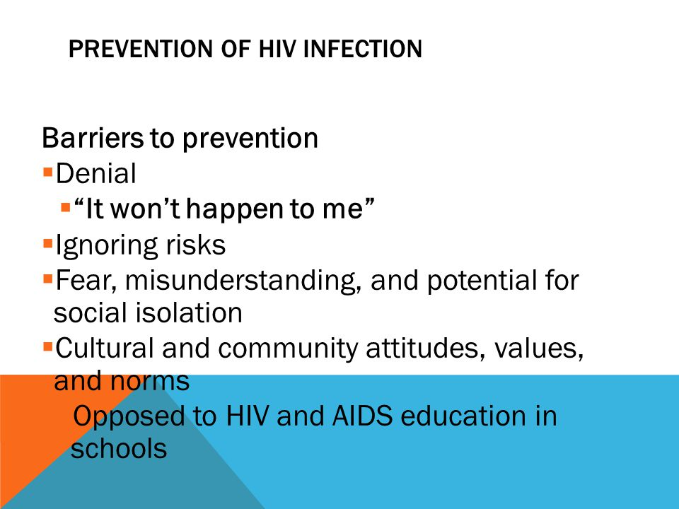Guidelines for Effective School Health Education To Prevent the Spread of AIDS