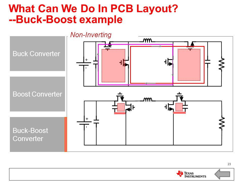 What Can We Do In PCB Layout --Buck-Boost example