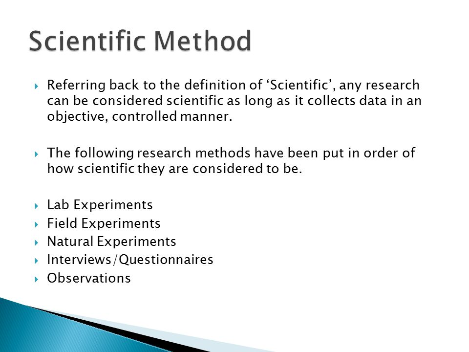 an introduction to the use of the scientific method in psychology And i'm the lead educator for the introduction to psychology program  and science of psychology while mastering the basic principles of the scientific method 6 aug.
