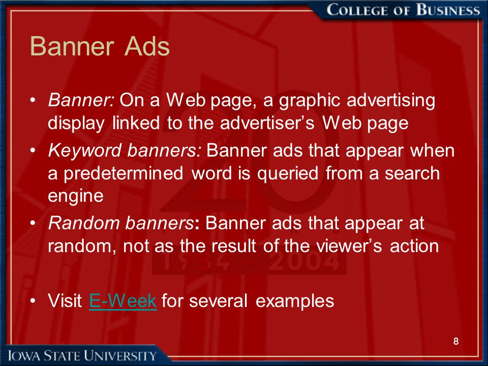chapter 5 online advertising ppt video online download