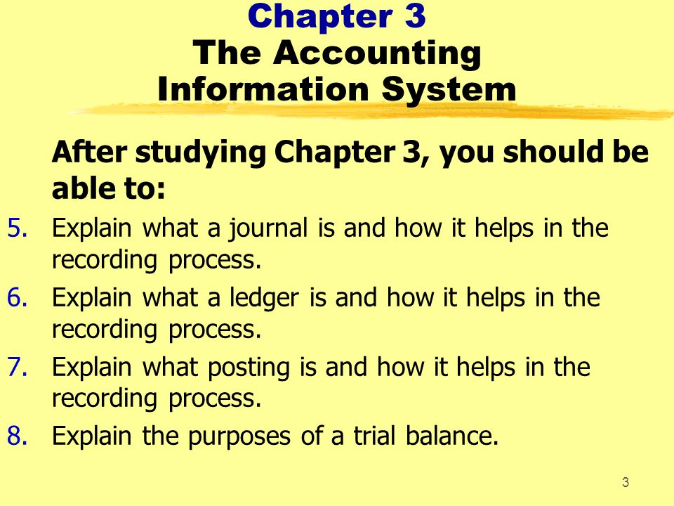 accounting information systems chapter three end Accounting information systems solutions chapter 3 accounting information systems solutions chapter 3 - in this site is not the thesame as a solution directory.