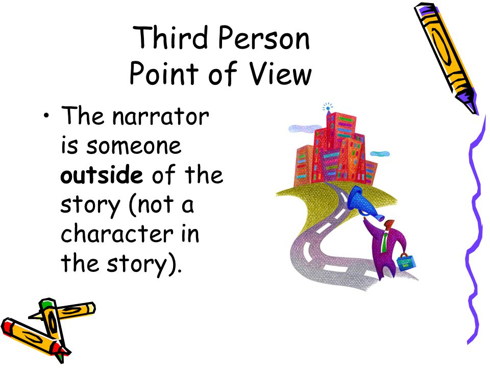 point of view and narration in