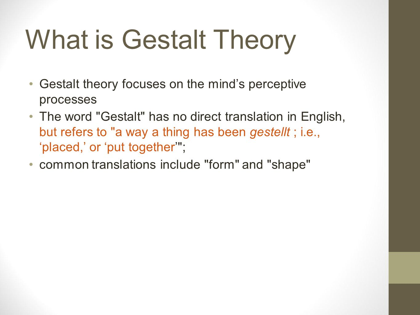 Design Theory Environment and Behavior. - ppt video online ...