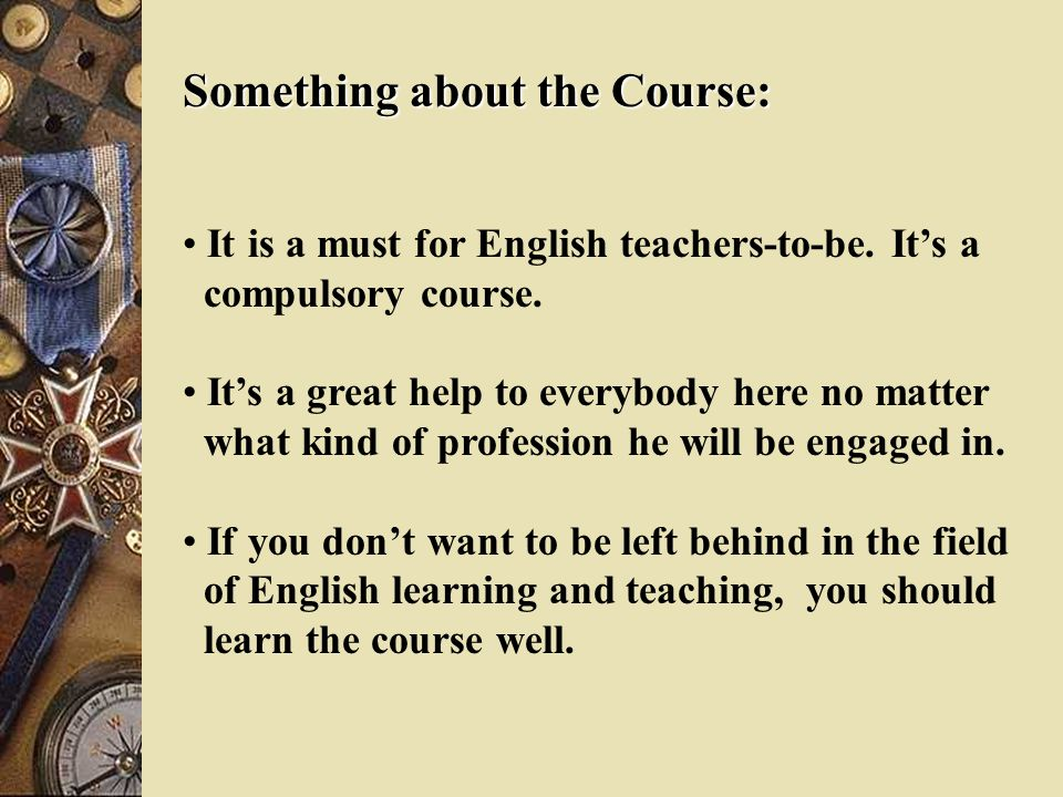 learning and teaching english a course for teachers pdf