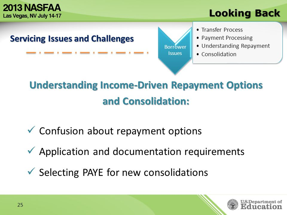 Understanding Income-Driven Repayment Options