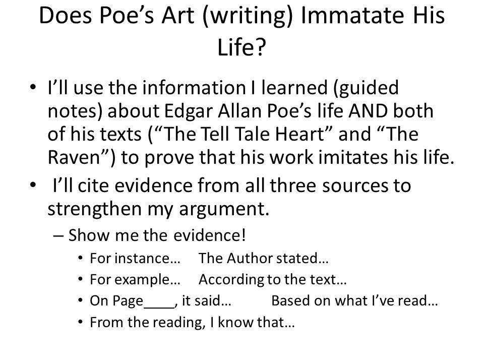 edgar allan poes life and his work english literature essay Mary e phillips, edgar allan poe, the man, 2 volumes  of poe's life, in  collected works of edgar allan poe,  edgar allan poe, in critical essays on  edgar allan poe,  griffith, poe's 'ligeia' and the english romantics,  poe, in  studies in classic american literature.