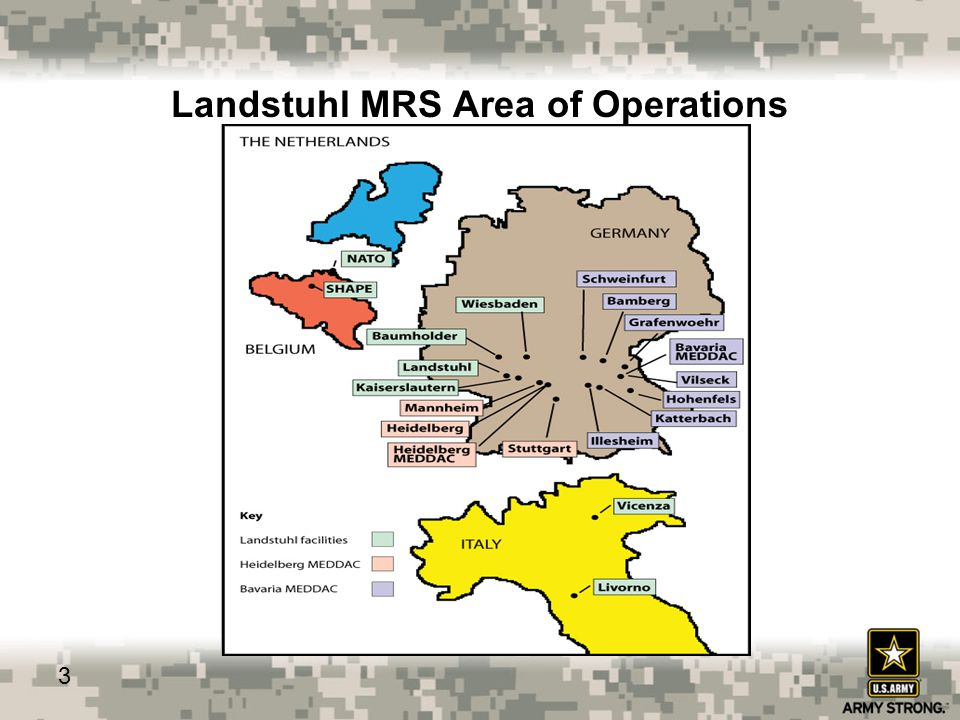 US Army Medical Recruiting Brigade Ppt Video Online Download - Us army recruiting map