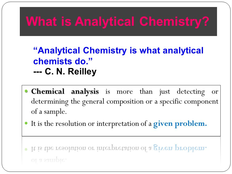 what is analytical skills
