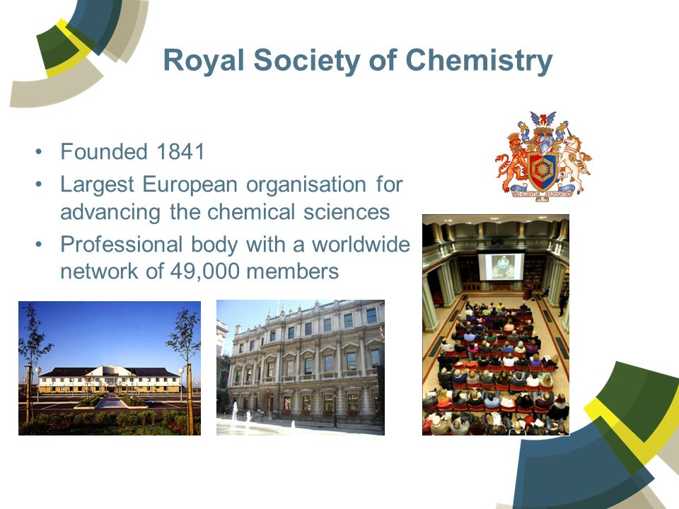 Royal Society Of Chemistry: Advancing Excellence In Chemical Science