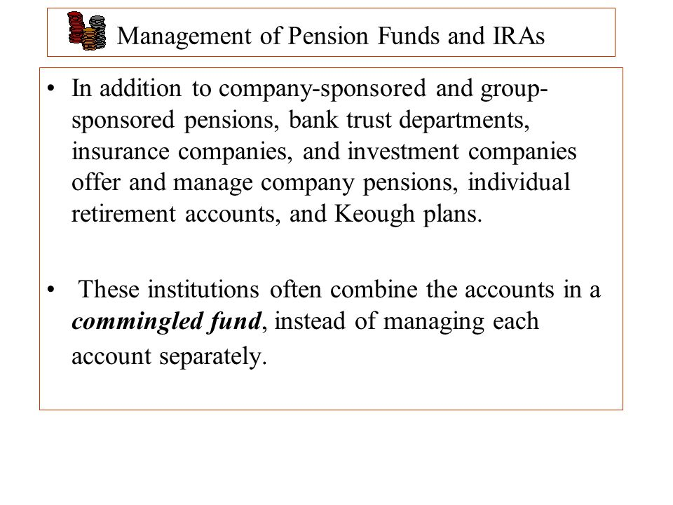 The Commingled Pension Trust Funds of JPMorgan Chase Bank N.A. are collective trust funds established and maintained by JPMorgan Chase Bank, N.A. under a declaration of trust. The funds are not required to file a prospectus or registration statement with the .
