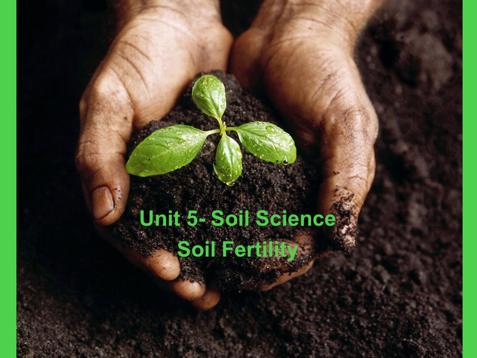 Ppt fundamentals of soil science powerpoint presentation id.