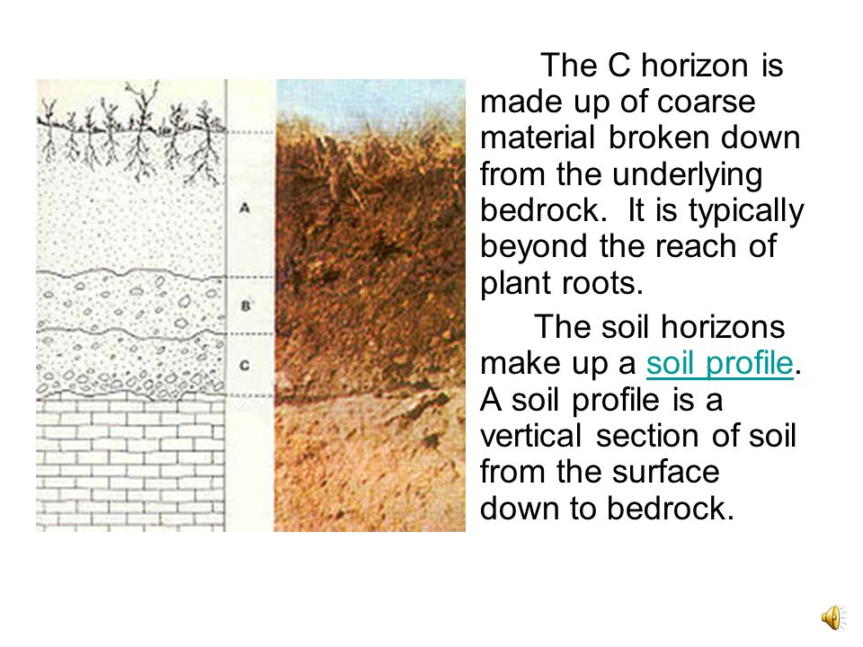 What is soil made of ppt video online download for Soil in sentence