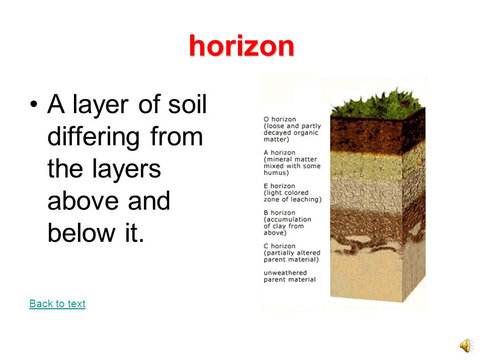 What is soil made of ppt video online download for What is important to know about soil layers