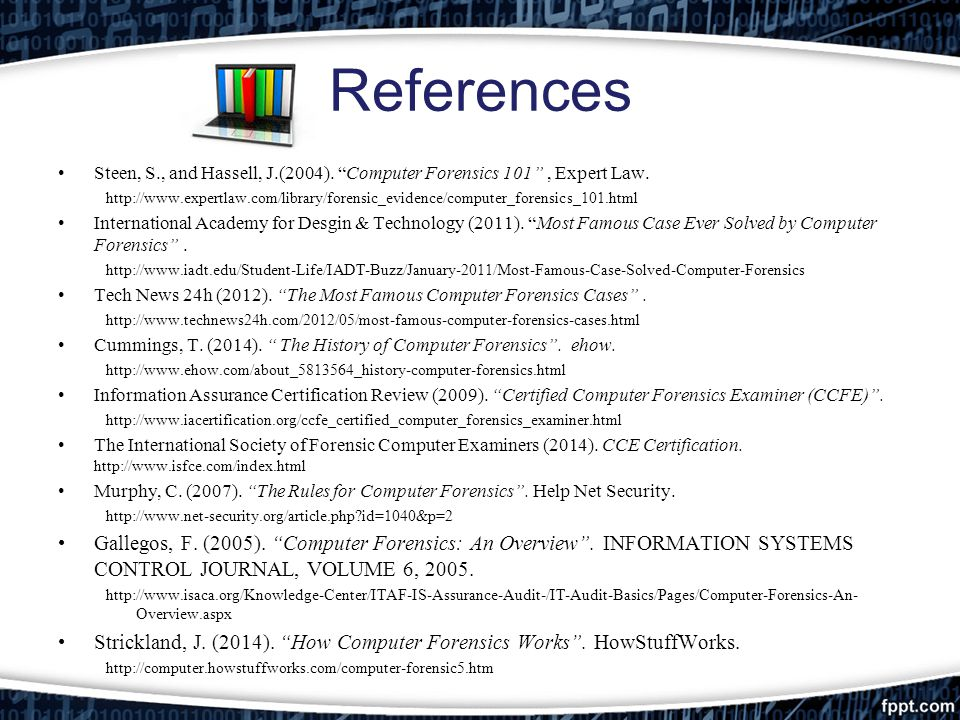 computer forensics case projects chapter 2 Chapter 2 - forensic analysis  this chapter elaborates the role of digital  forensic examiners throughout these phases of e-discovery,  the size and  scope of e-discovery projects require effective case management, and essential  to effective.
