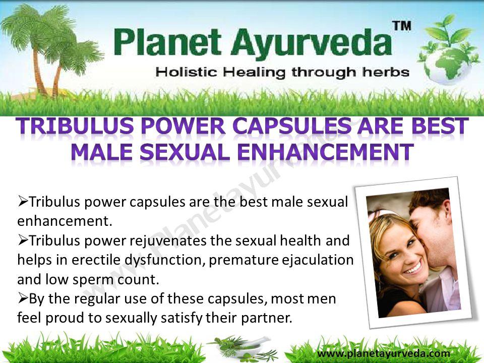 Tribulus premature ejaculation