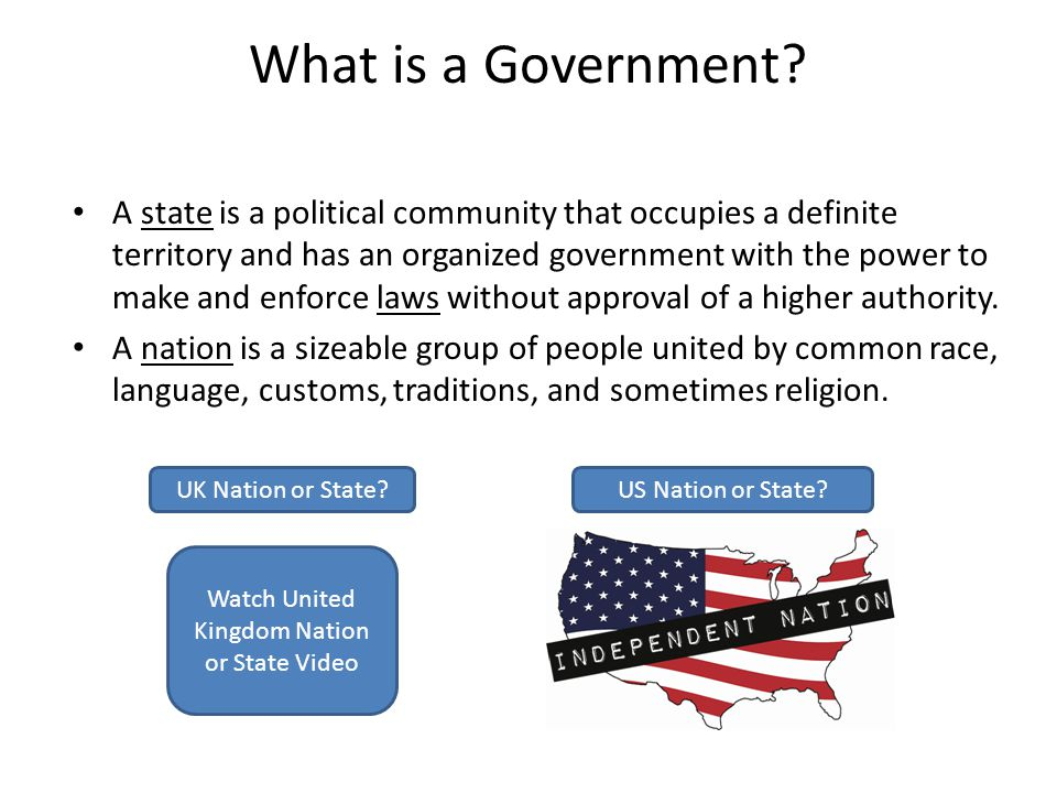 Watch United Kingdom Nation or State Video