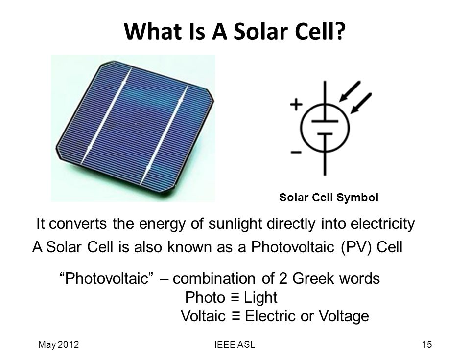 how do photovoltaic cells work pdf