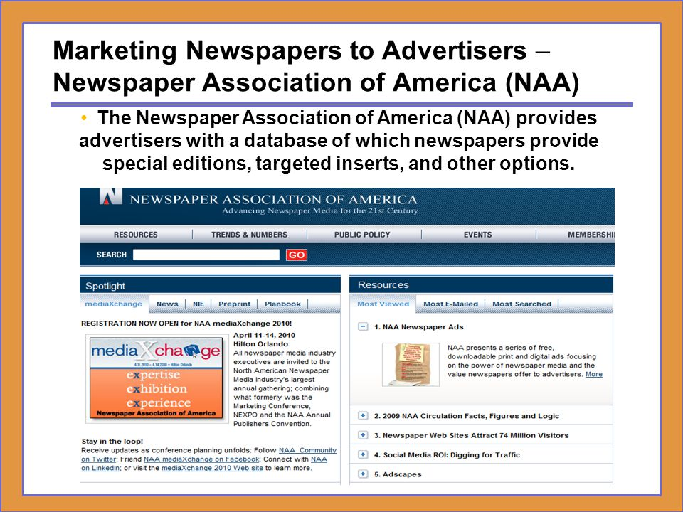 newspaper association of america research The newspaper association of america is however, new research commissioned by the newspaper association of america foundation suggests that if student.