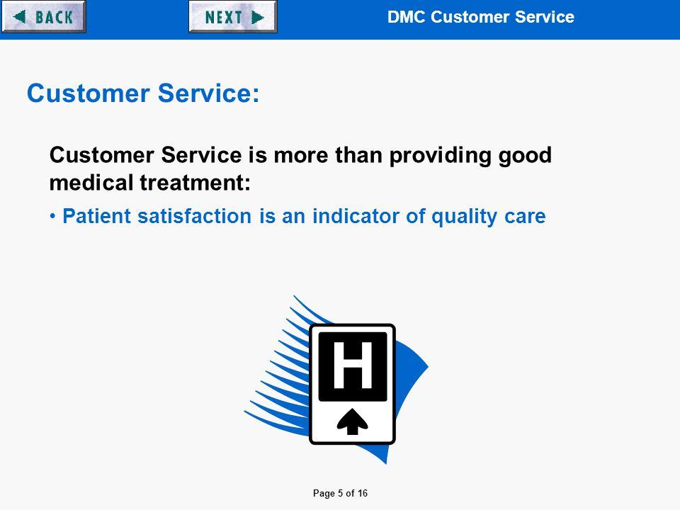 emergency department patient satisfaction customer service Assessment of patient satisfaction using opd service at  patient satisfaction, outpatient department,  differences in customer care and customer satisfaction in.