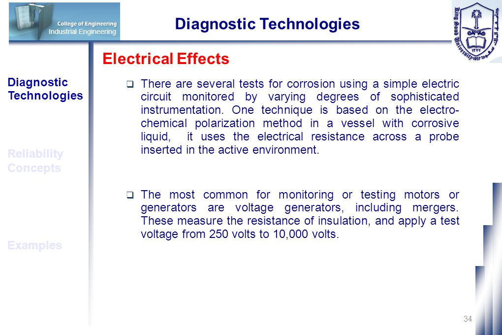 Diagnostic Technologies