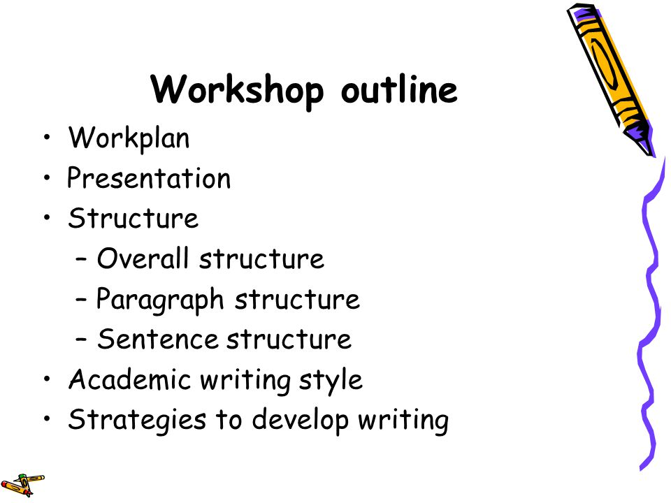 academic writing paragraph development by question