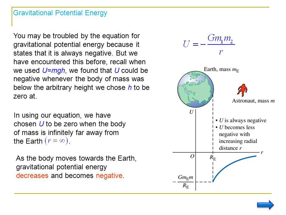 how to find potential energy