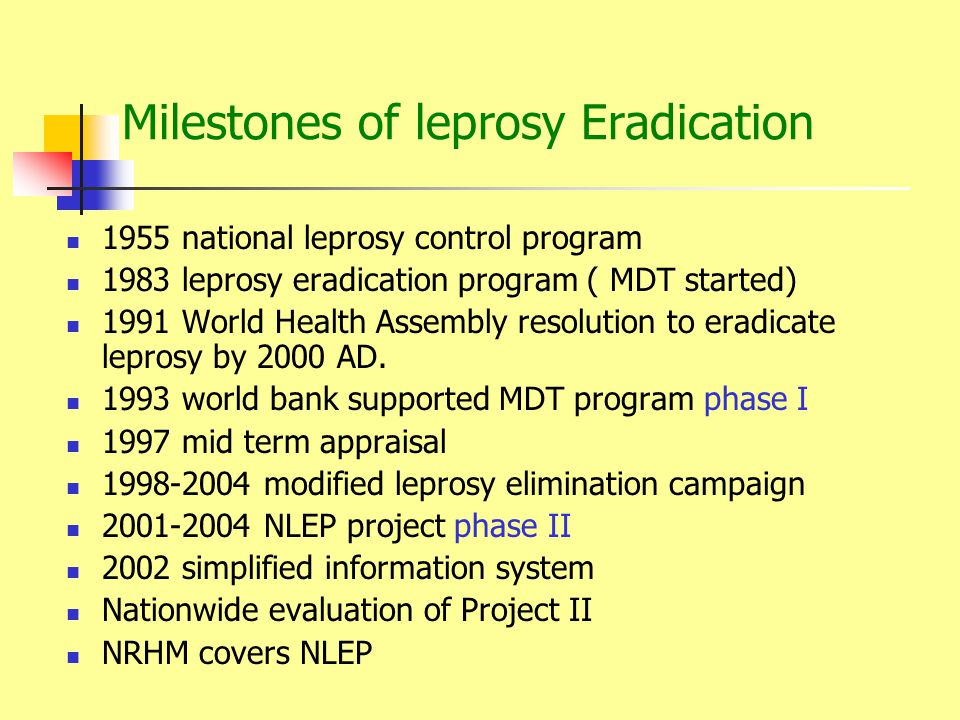 evaluation of supporting programmes of the national leprosy eradication programme of india essay Critical review of national leprosy eradication programme  the process of  elimination in the country, the first world bank supported  the nlep continued  with govt of india funds from january 2005  evaluation strategies for  elimination of leprosy in  college prep: writing a strong essay.