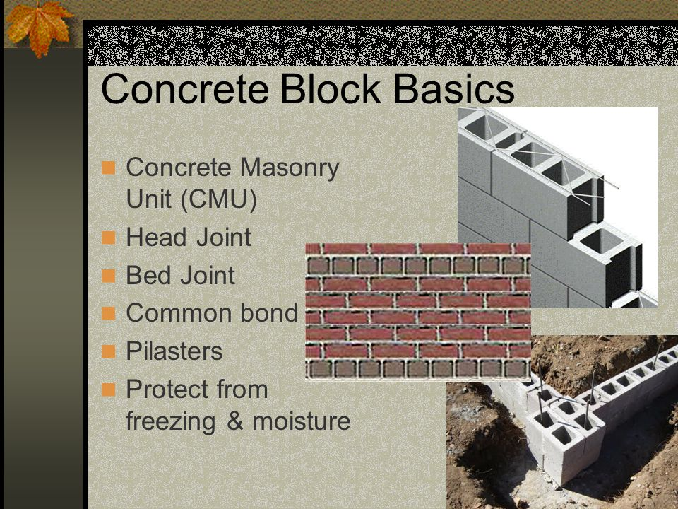 Building Foundations Foundation Walls Ppt Video Online
