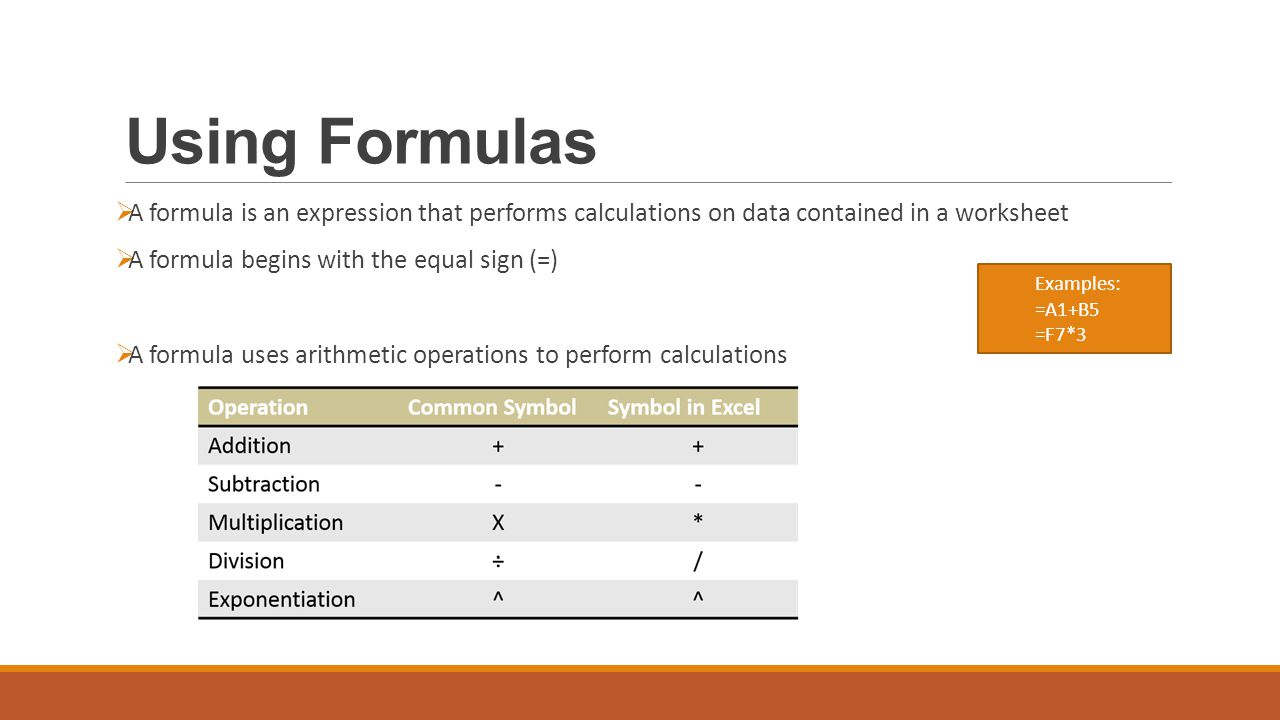 worksheet Calculating Ph Worksheet excel web app by ms fatima shannag ppt download using formulas a formula is an expression that performs calculations on data contained in worksheet