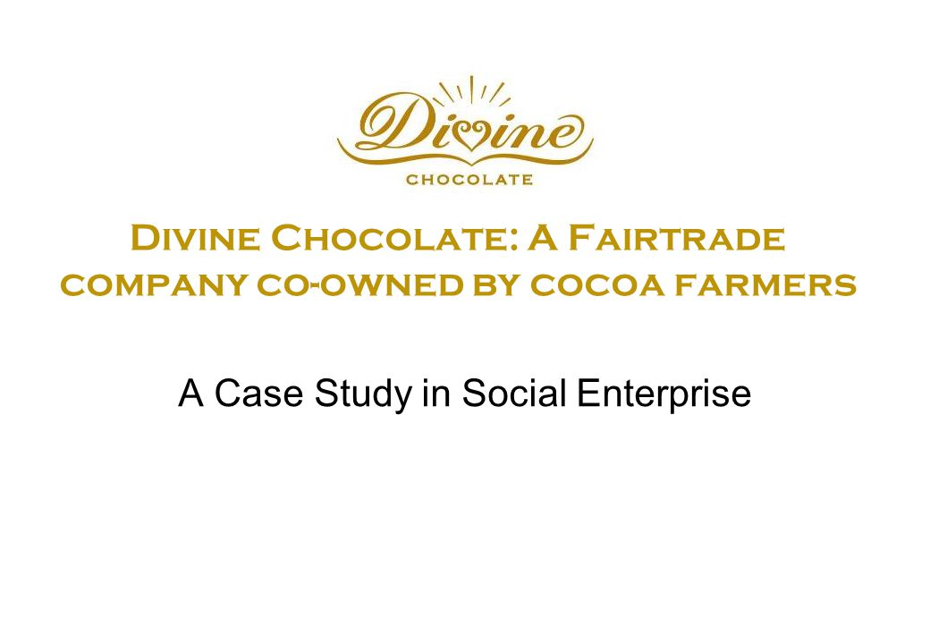 social enterprise study of divine chocolate co Only 4 divine giveaways left this time, it's a social enterprise double team with @ stand4socks offering 4 pairs of their packed with purpose socks and divine chocolate a scrumptious christmas hamper.